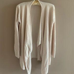 🌷 Sz L/XL BAREFOOT DREAMS cardigan sweater